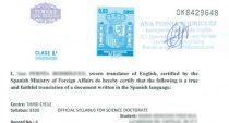 Encuentra al traductor jurado rumano